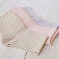 cocoonfit mine ゆったり編みのおやすみソックス